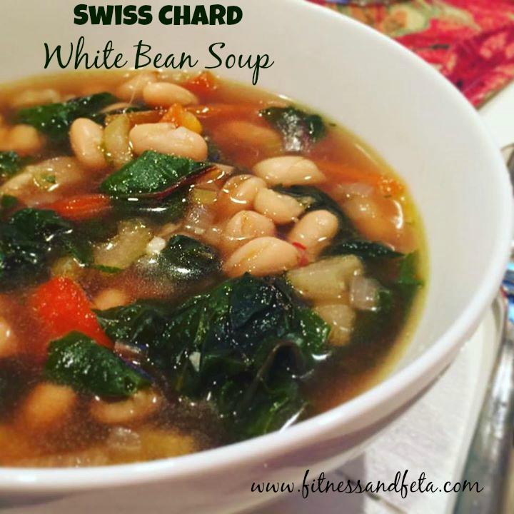 Swiss Chard White Bean Soup