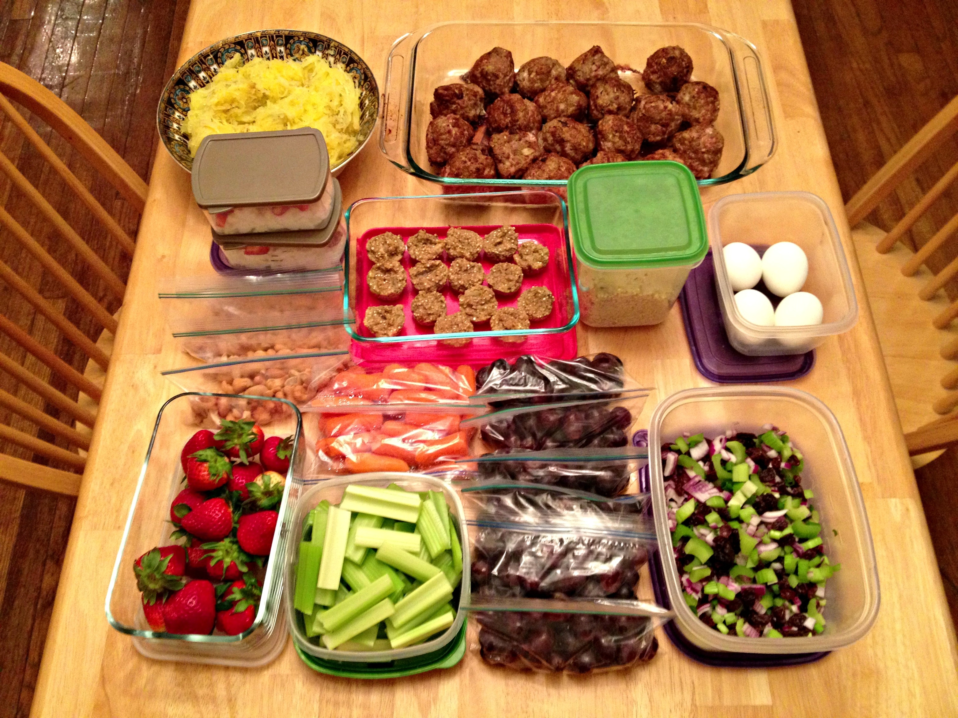 Five Ways to Streamline Food Prep and Spend Less Time in the Kitchen