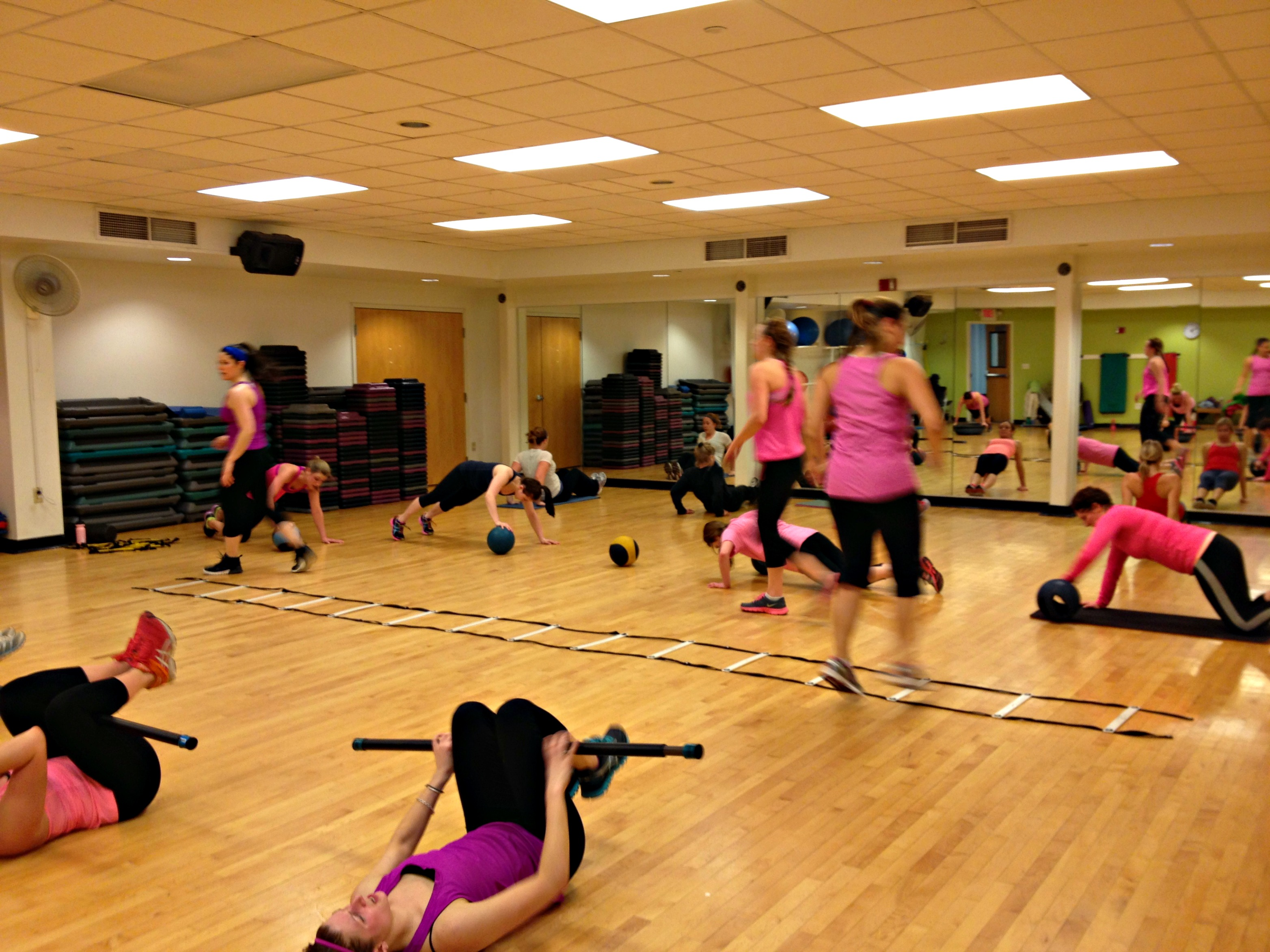 Three Mistakes I Made as a Beginner Fitness Instructor