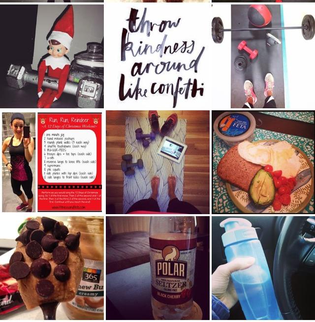 Holiday Hustle Instagram