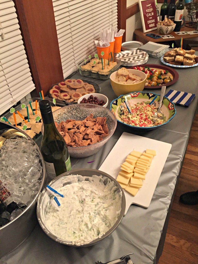 Party for the party: Appetizers