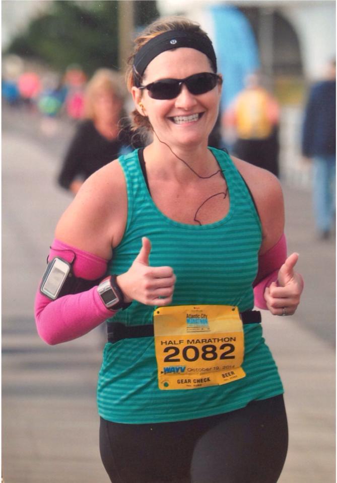 Jess Runs Happy