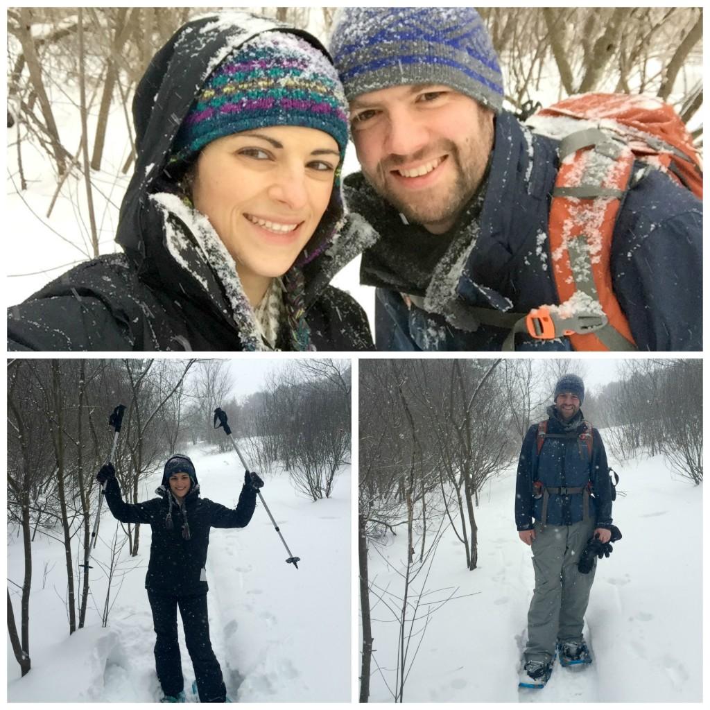 Valentine's Day Snowshoe