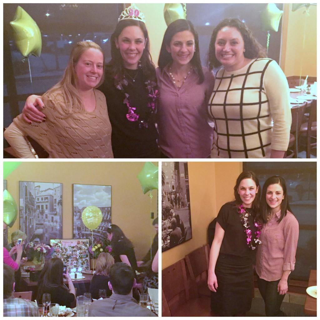 Allison's 30th Birthday Party