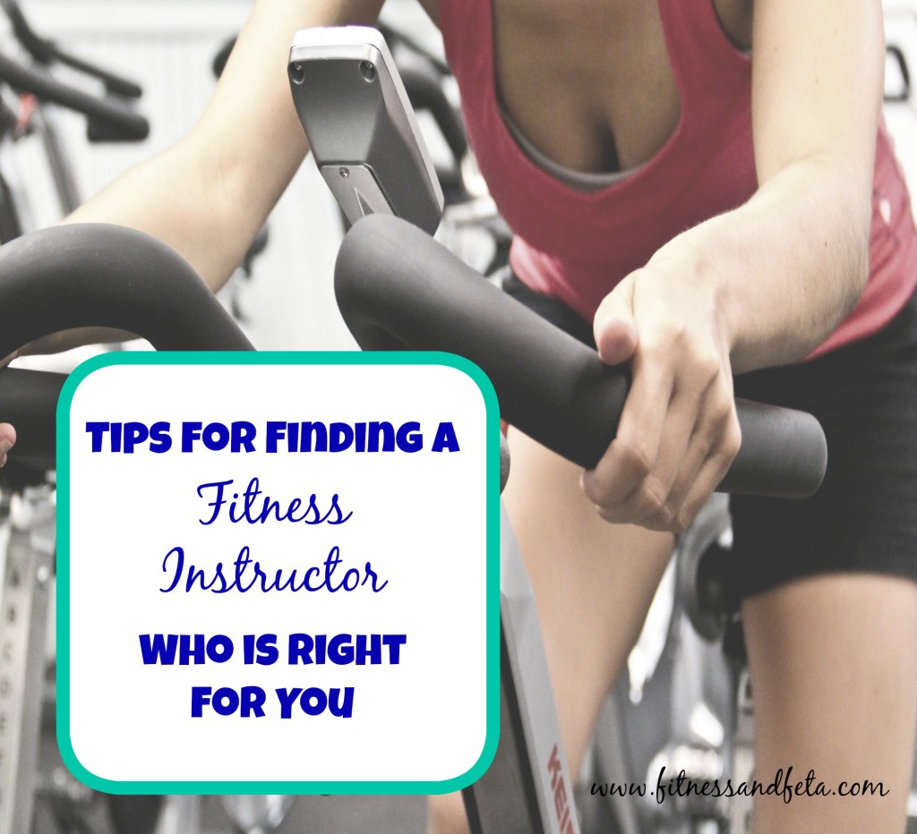 Finding a Fitness Instructor Who is Right For You
