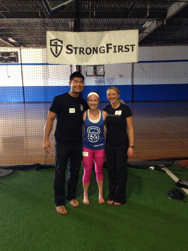 StrongFirst Certification: With Lauren and Jason