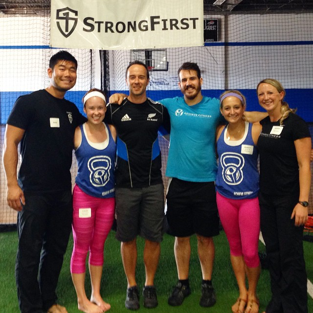 StrongFirst Achieve Fitness