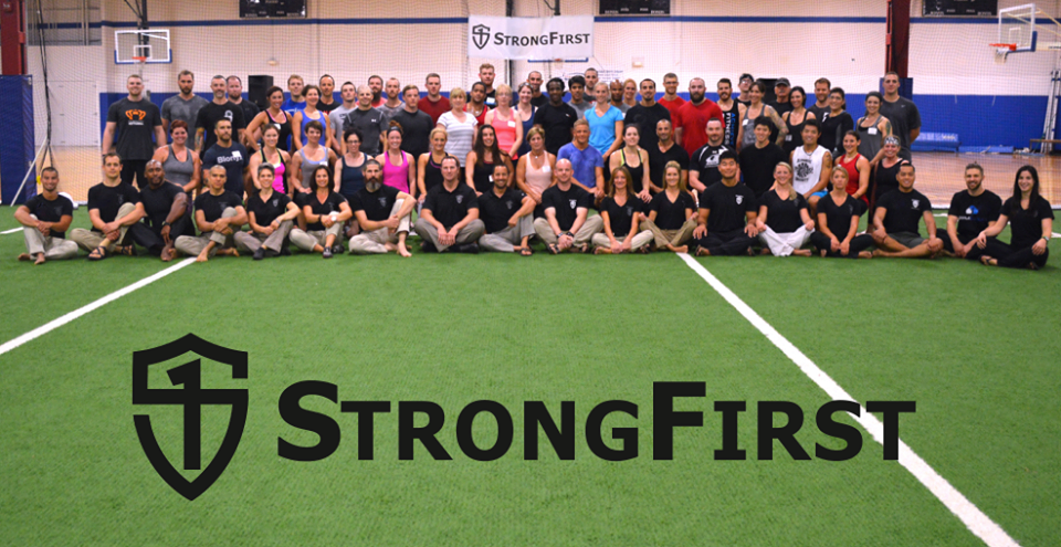 StrongFirst Certification