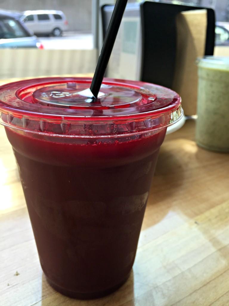 Freshii Beet Juice