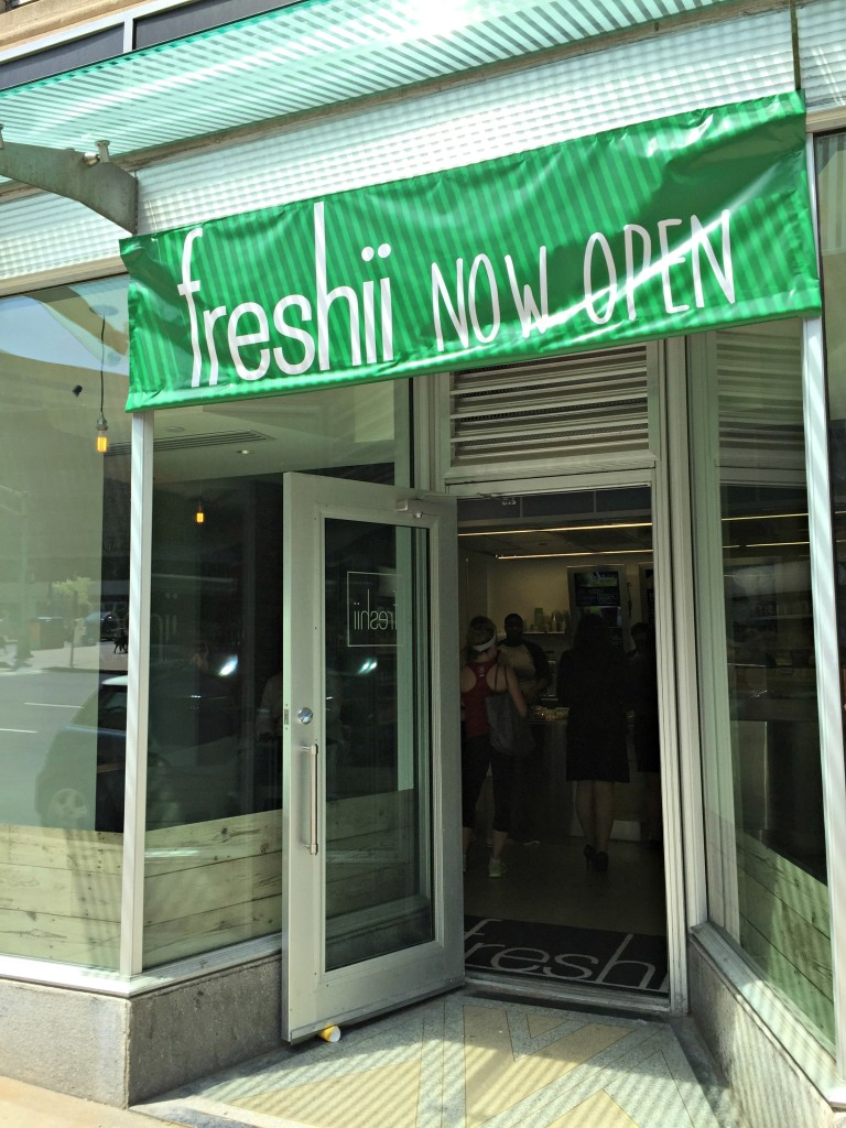 Freshii Back Bay