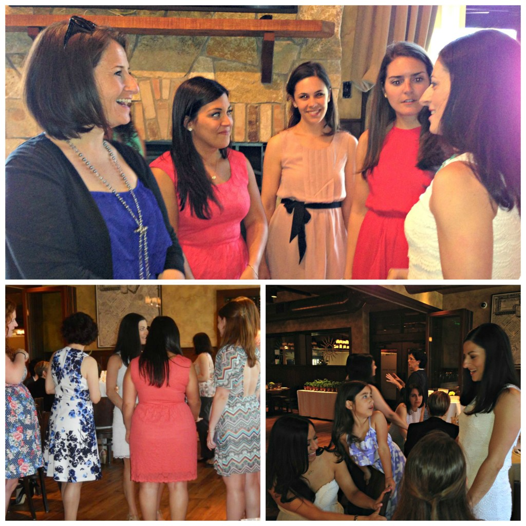 My Bridal Shower: Hugging 2