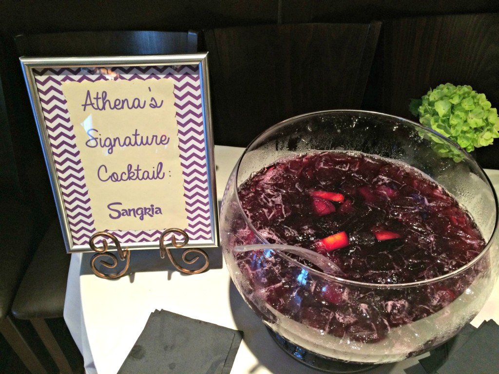 My Bridal Shower: Sangria