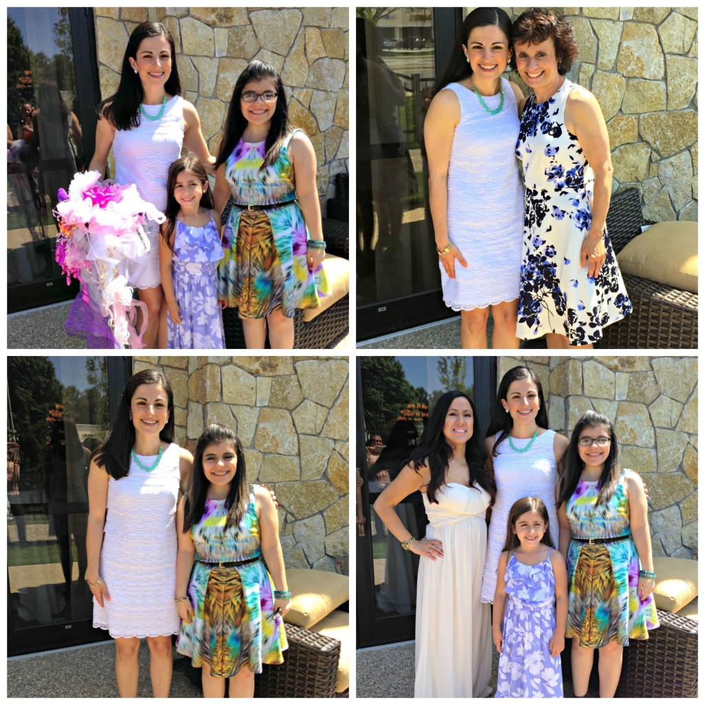 My Bridal Shower - Pictures Outside