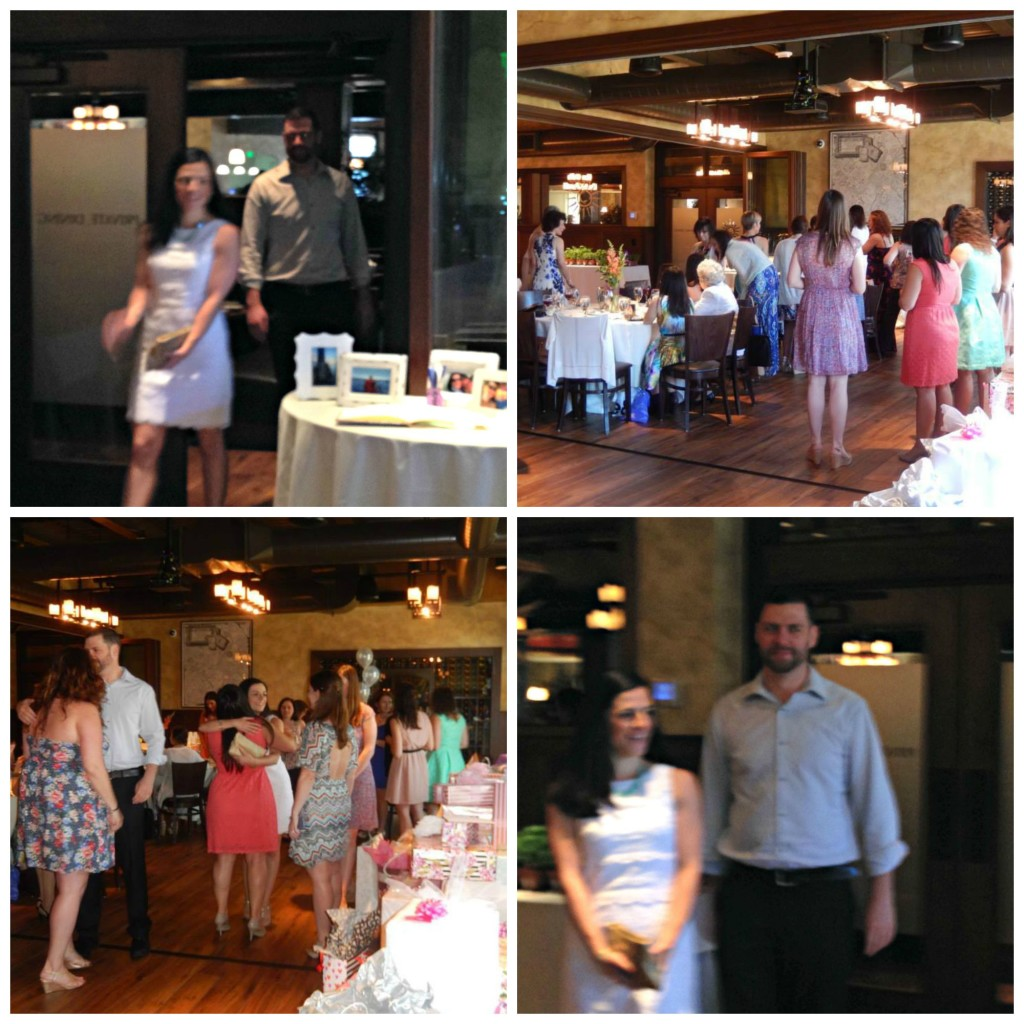 My Bridal Shower: Walking In