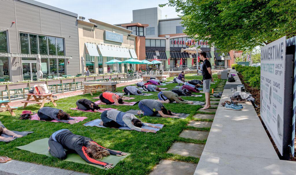 Yoga Street Sweat