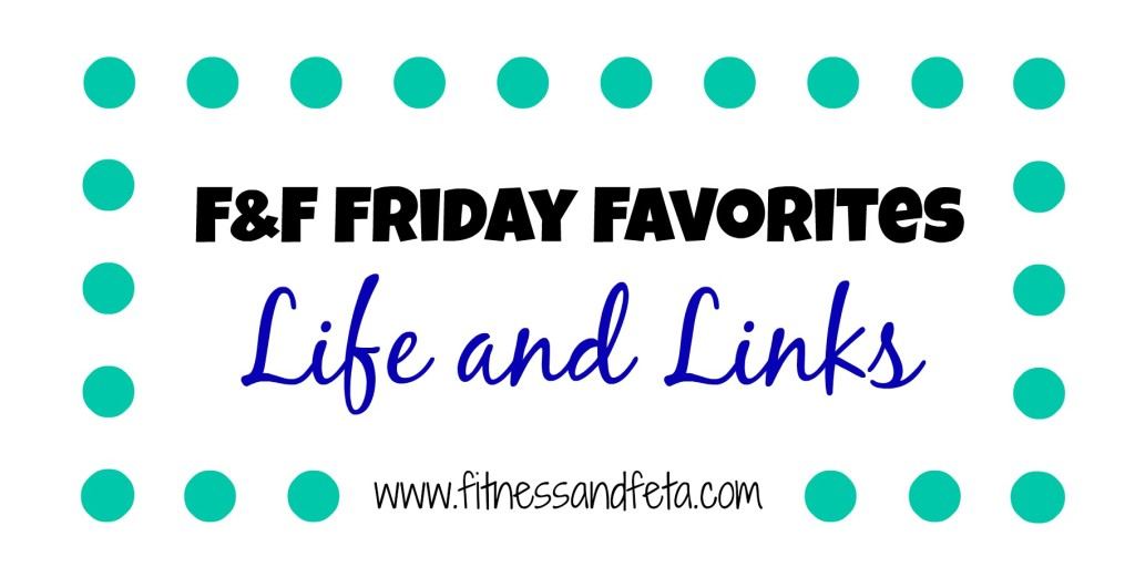 Friday Favorites Logo