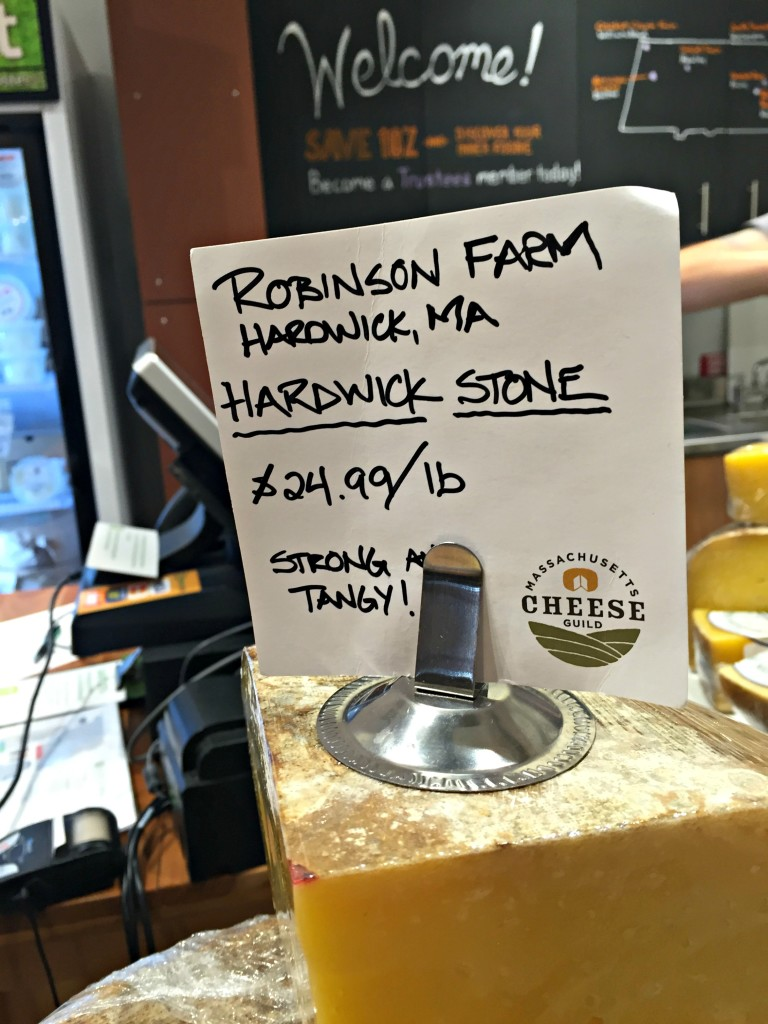 Boston Public Market: Robinson Farm Cheese