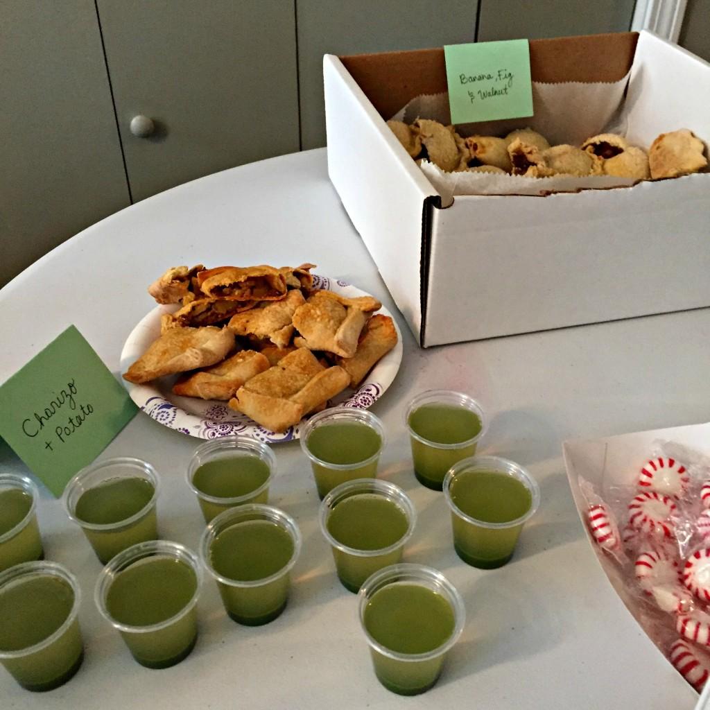 Recycle Studio Snacks