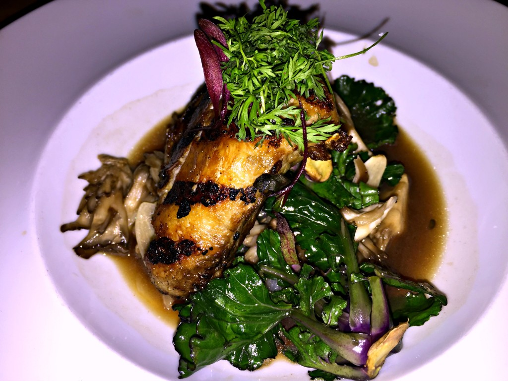 Red Snapper at Gather Boston