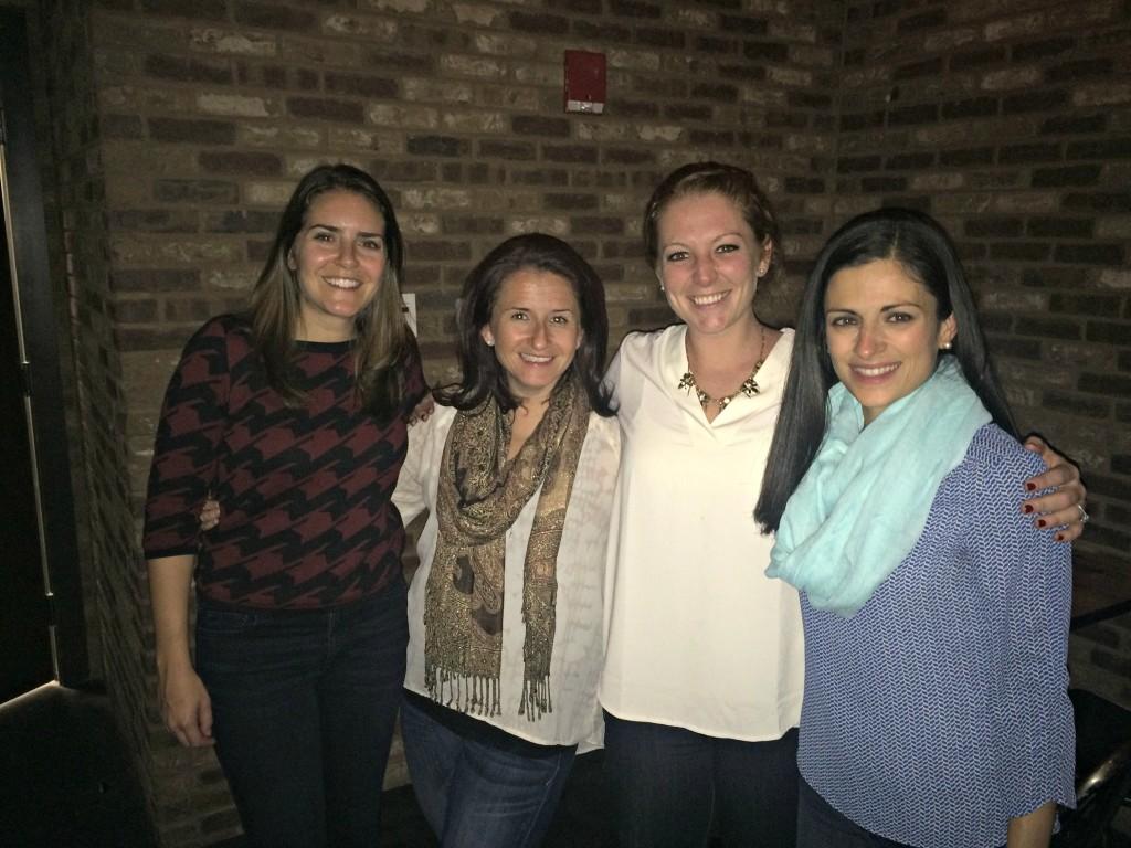 Gather Boston: Friends