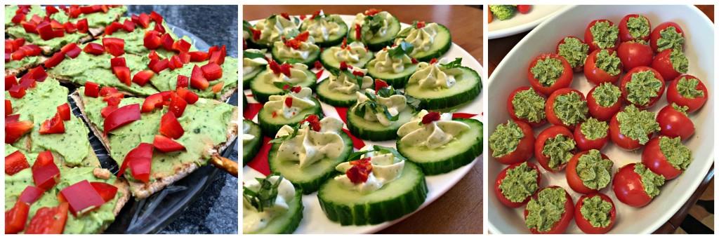 Holiday Food 2015