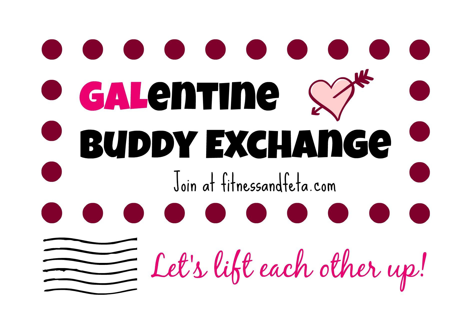 Galentine Buddy Exchange 2016