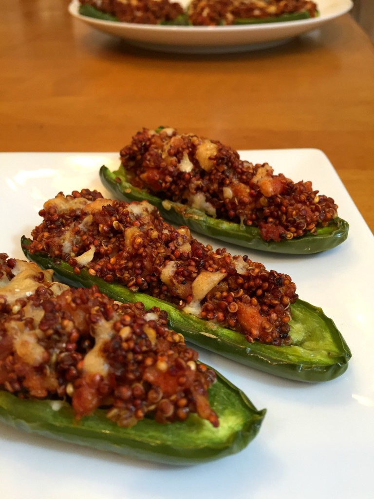Stuffed Jalapeno Popper