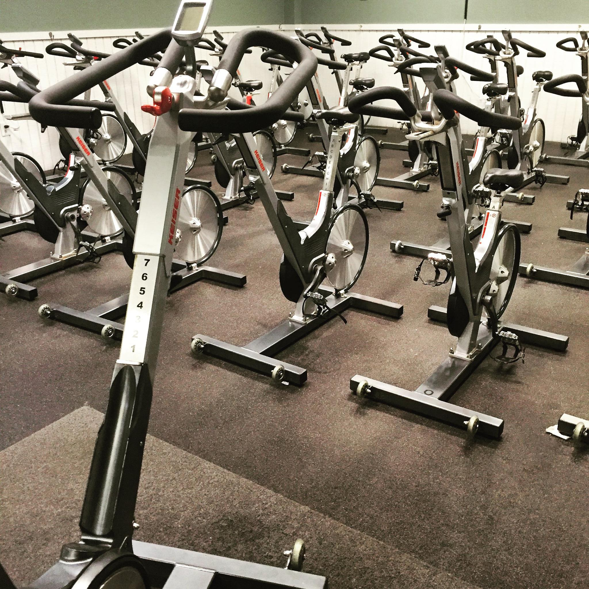 Seven Tips for Your First Indoor Cycling Class