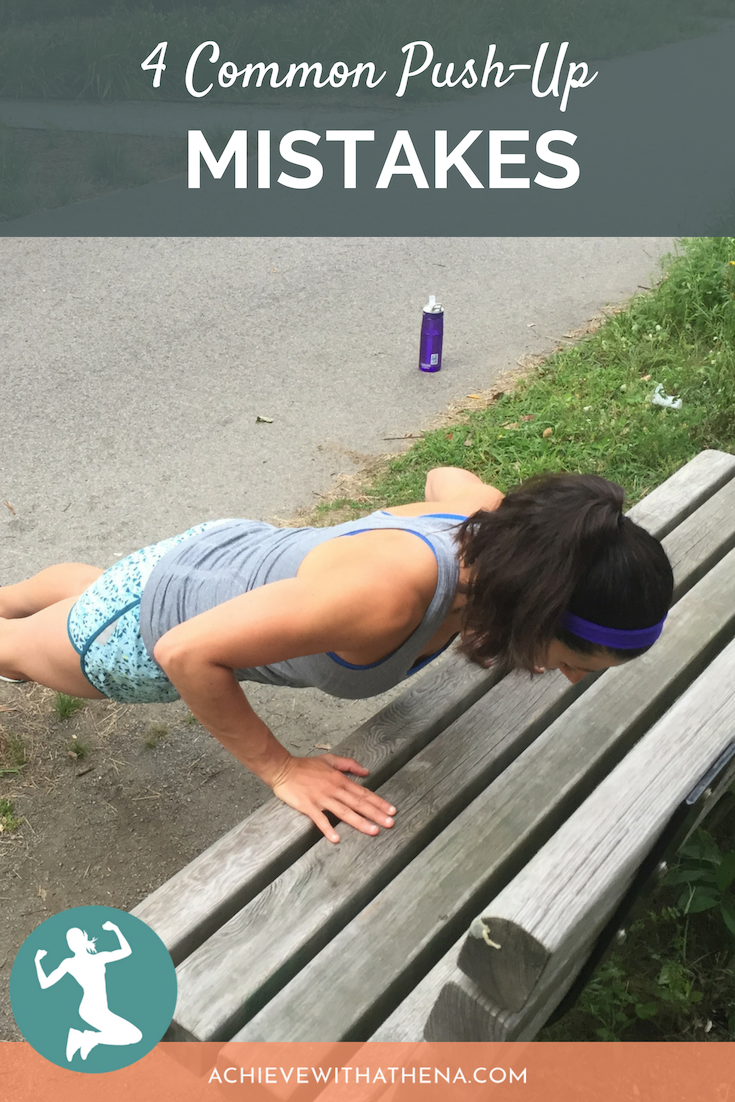 4 Push-Up Mistakes You May be Making