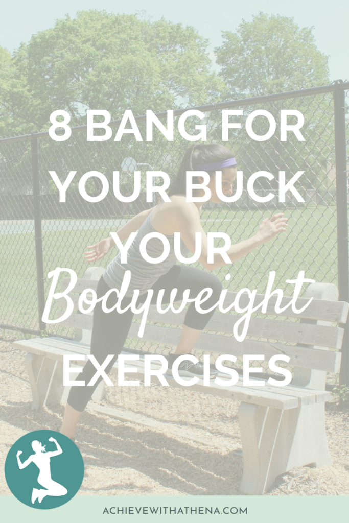 How to get the most out of Body Weight Exercises