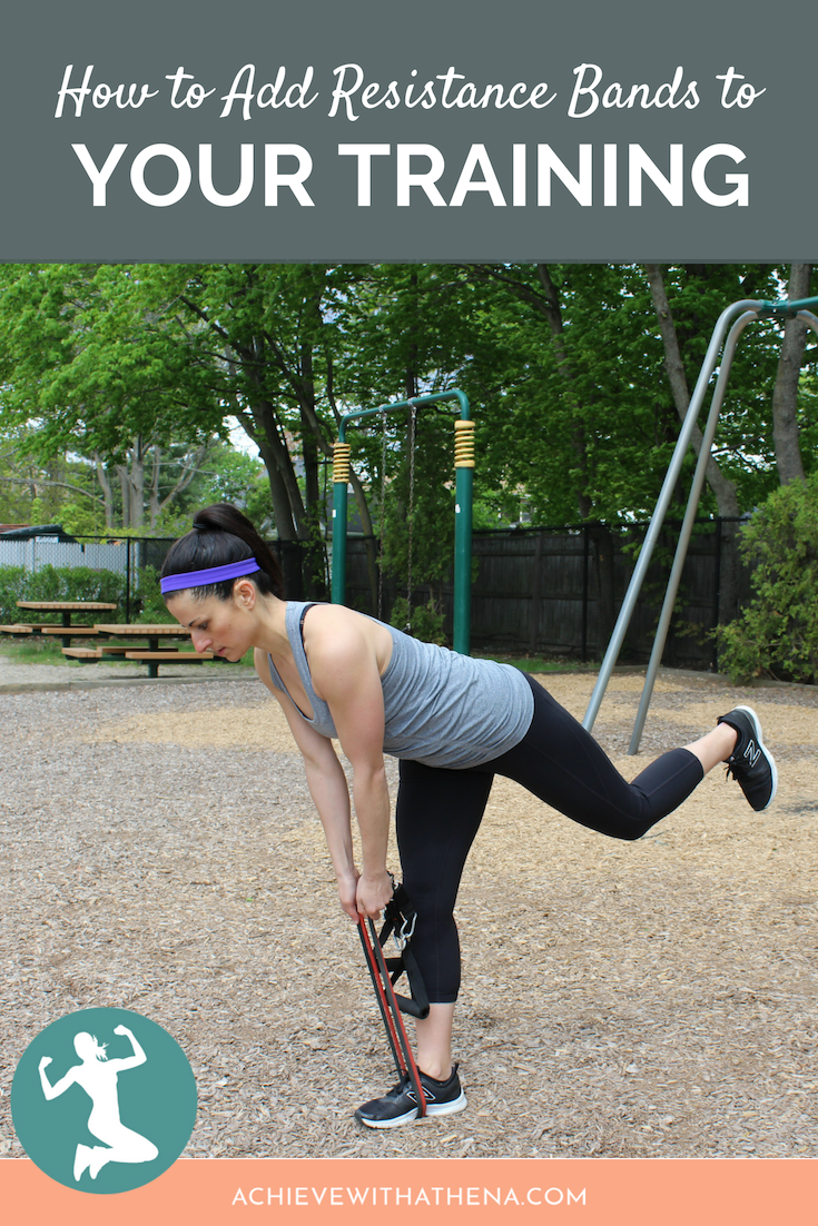 How to Add Resistance Bands to Your Exercise Routine