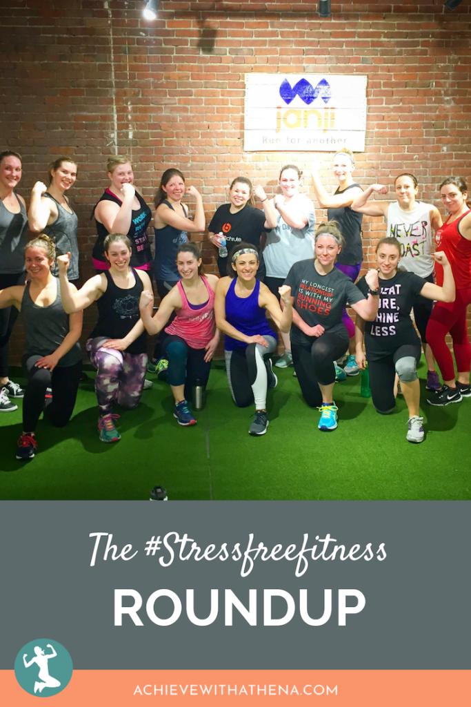 Stress Free Fitness Ideas